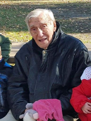 Paul Monchnik, 91, was killed at his home on Detroit's west side early Nov. 23, 2015.(Photo: Scott Monchnik)