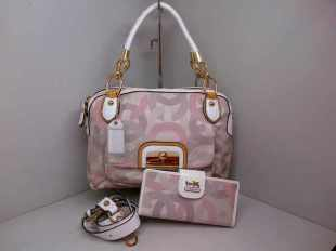 Coach 0093 L.Pink 28x13x22 (SET 410) (NO SET 310)