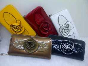 Dompet flower wallet @85