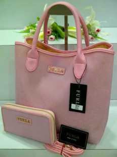 ED0 Furla Maribel Gliter Set 966 Pink SemSup 30x15x28