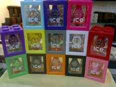 JAM ICE watch (eo) 3cm. 13wrn