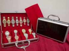 Koper Koleksi Jam 808 (aie) 8 bantal 29x7,5x17,5 bhn croco