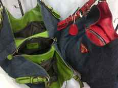 Prada cowboy jeans (bae) 40x12x26