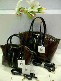 RX0 2Pcs Givency 1206 Set Coffee Glossy SemSup B=32x18x24 K=22x16x20