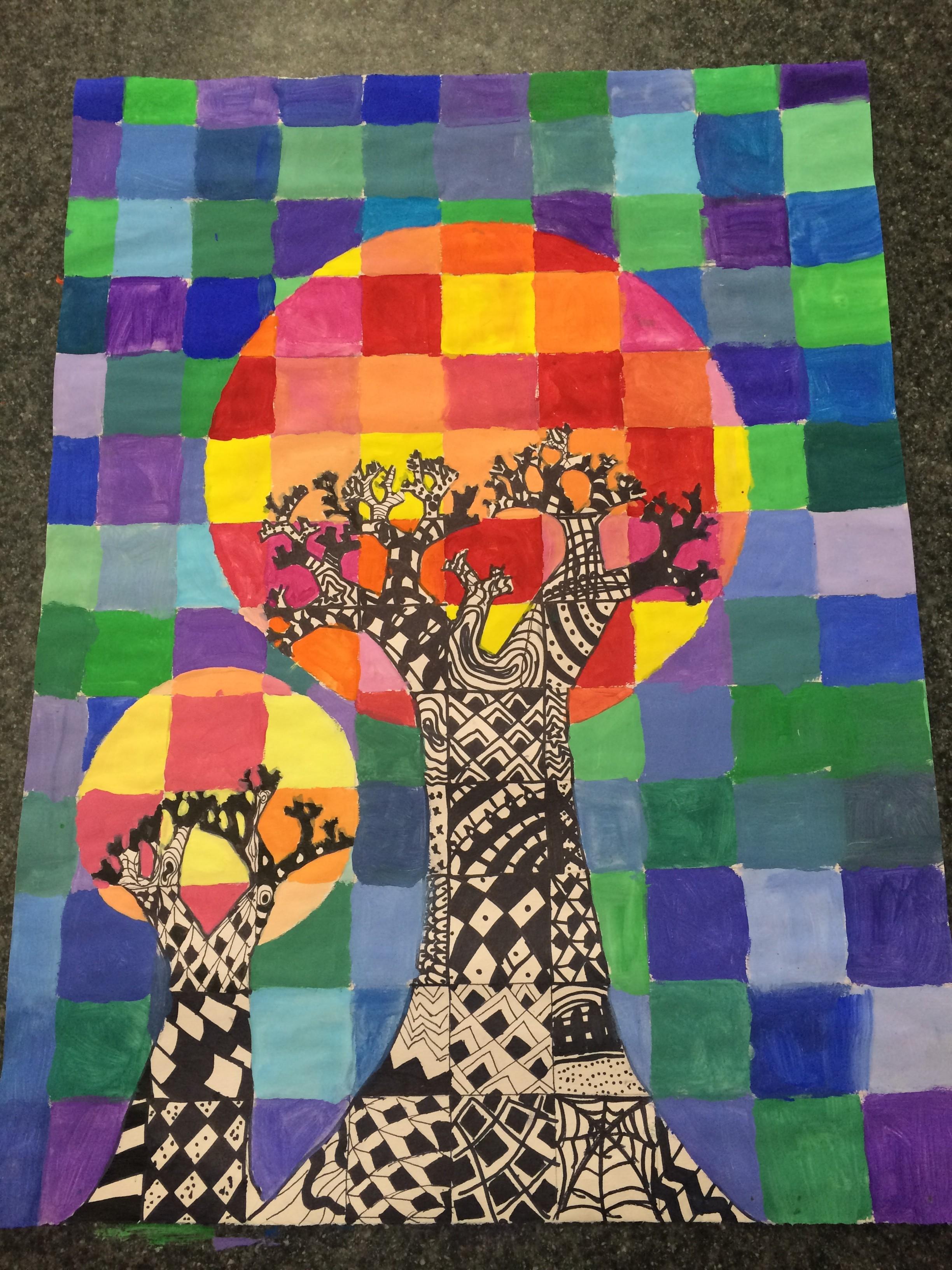 6th 7th 8th Grade Art