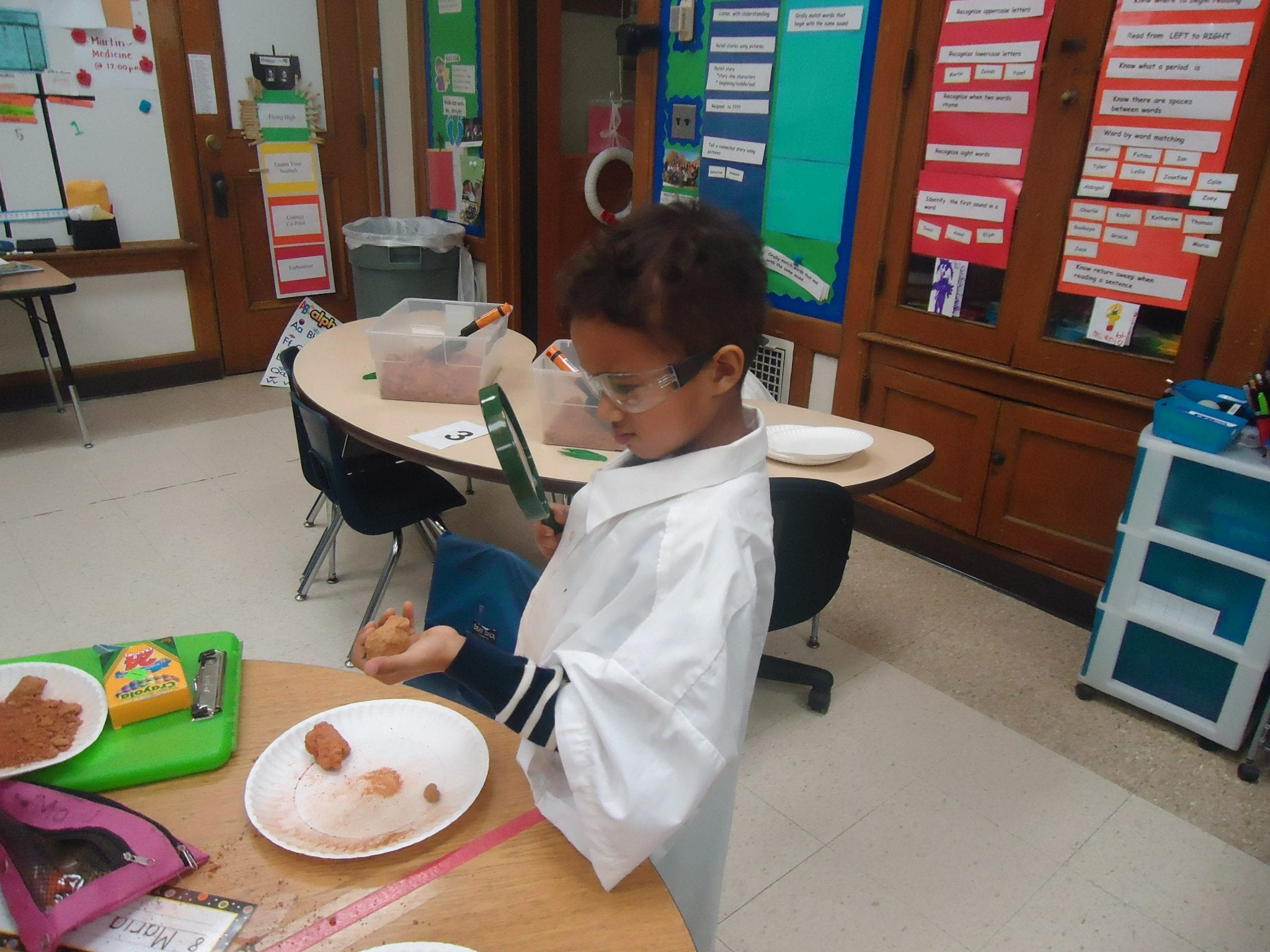 Mad Science Strikes Again Ms Wright S Kindergarten