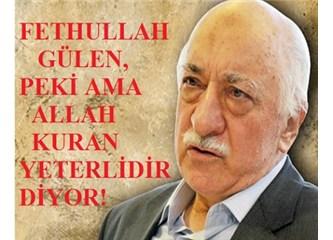 """""""Kuran Müslümanlığı sapıklığı çıktı"""" diyen Fethullah Gülen'e cevap!"""