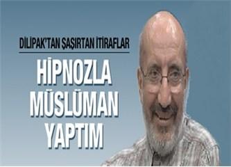 Abdurrahman Dilipak'dan ne büyük açıklama!