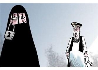 Bağnazlar kendi içlerindeki kadın düşmanlığını din gibi göstermeye kalkmışlar!