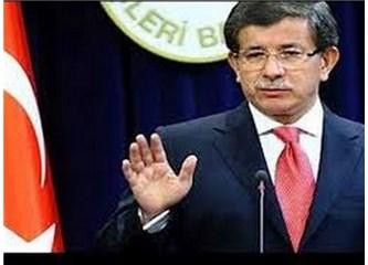 Ahmet Davutoğlu Mehdiyet ağzıyla konuşuyor