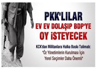 PKK Güneydoğu'da hâkimiyet sağlamışken, nasıl seçimler yapılabiliyor?