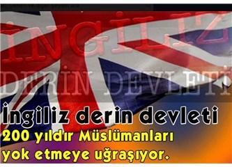 """İngiliz derin devleti """"Müslümanlar teröristtir, hepsini yok edelim"""" stratejisini geliştiriyor..."""