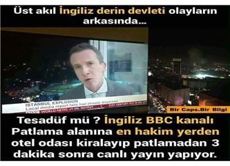 Yiğit Bulut neden Beşiktaş saldırısının arkasında İngiliz derin devleti olduğunu açıklamıyor?
