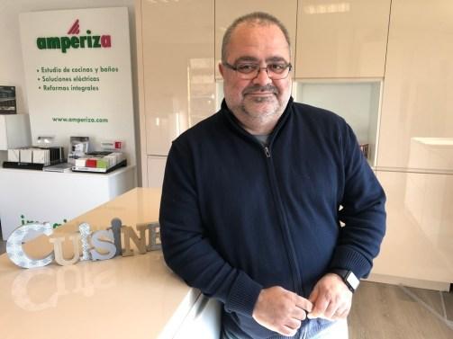 Pedro Llabrés cocinas amperiza