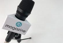 ib magazine micrófono