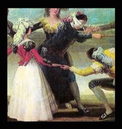 Goya peinados
