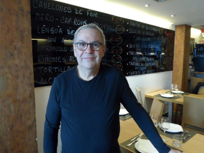 Toni Ripoll. Restaurante Tártaro