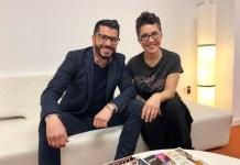 Roberto Fluxa y Carmen Artero