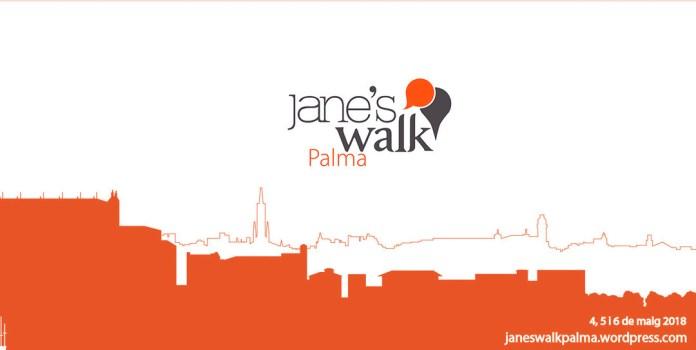 festival Jane's Walk PALMA