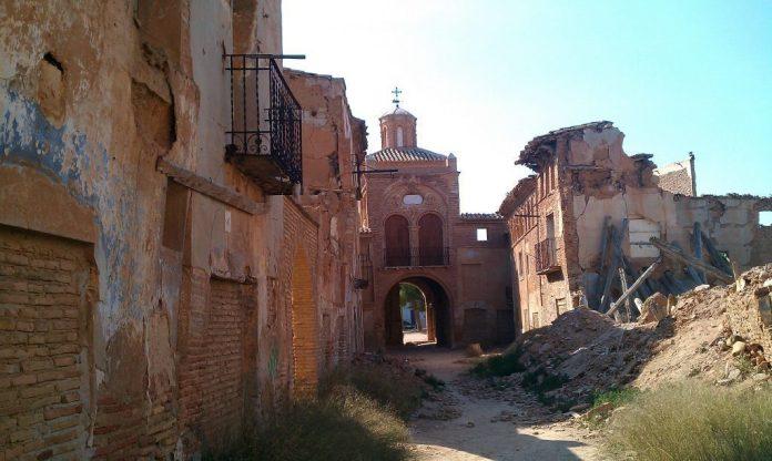 La Misterioteka visita Belchite, el pueblo fantasma - IB Magazine by ...