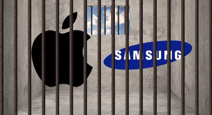 Apple Samsung multadas