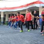 Tujuh Belasan on IBMT School of Management Campus