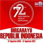 Kemerdekaan Indonesia ke-72 tahun