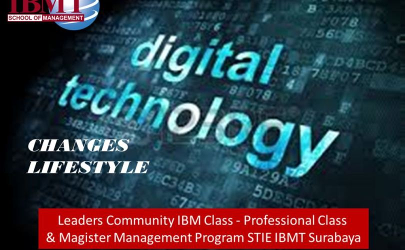 Digital technology changes lifestyle: Jokowi