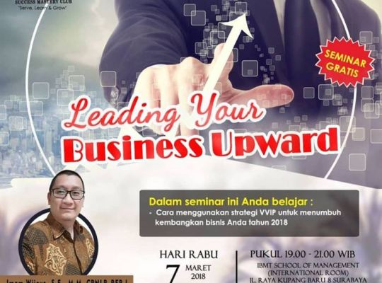 Leading Your Business Upward