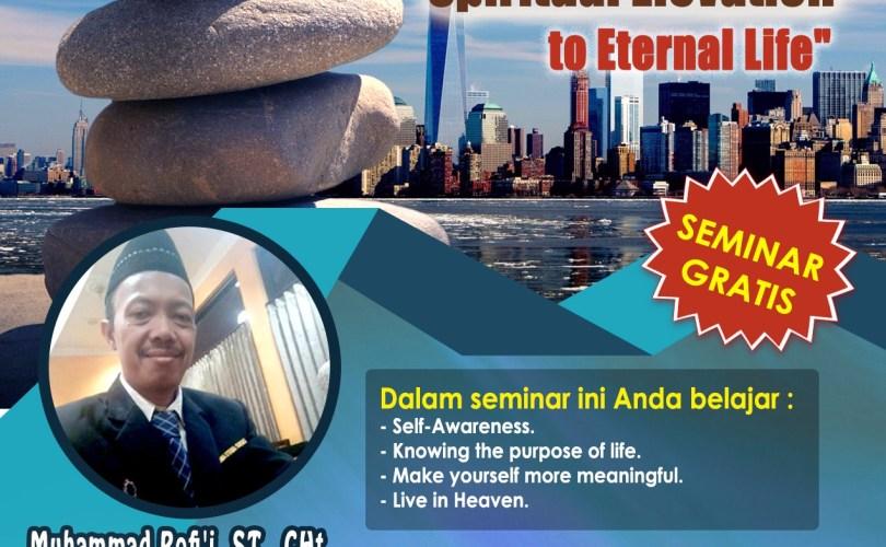 Spiritual Elevation to Eternal Life