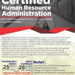 Certified Human Resource Administration