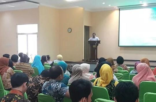 Musyawarah Guru BK Surabaya di IBMT