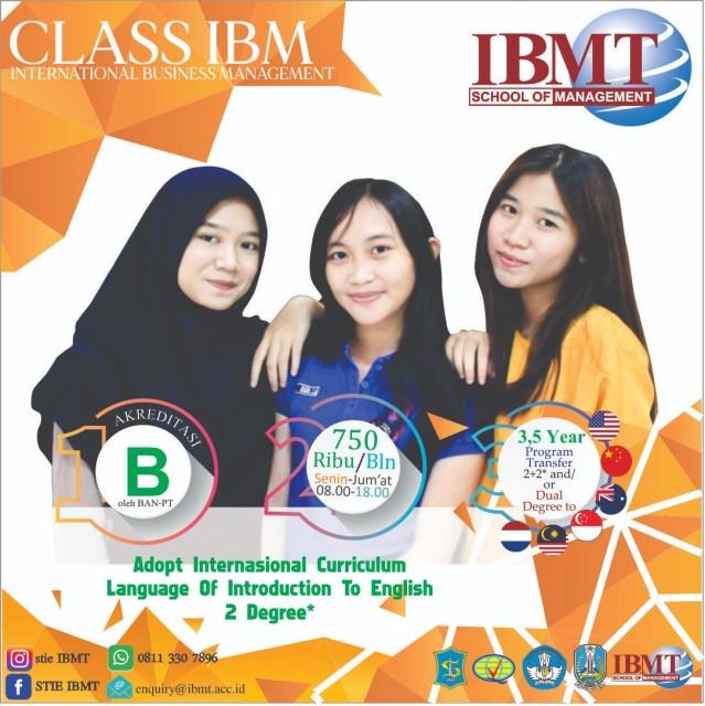 STIE IBMT IBM Class