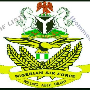 Nigerian Air Force Recruitment Final List Out