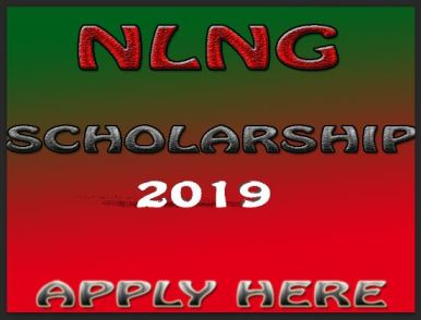 NLNG SCHOLARSHIP APPLICATION