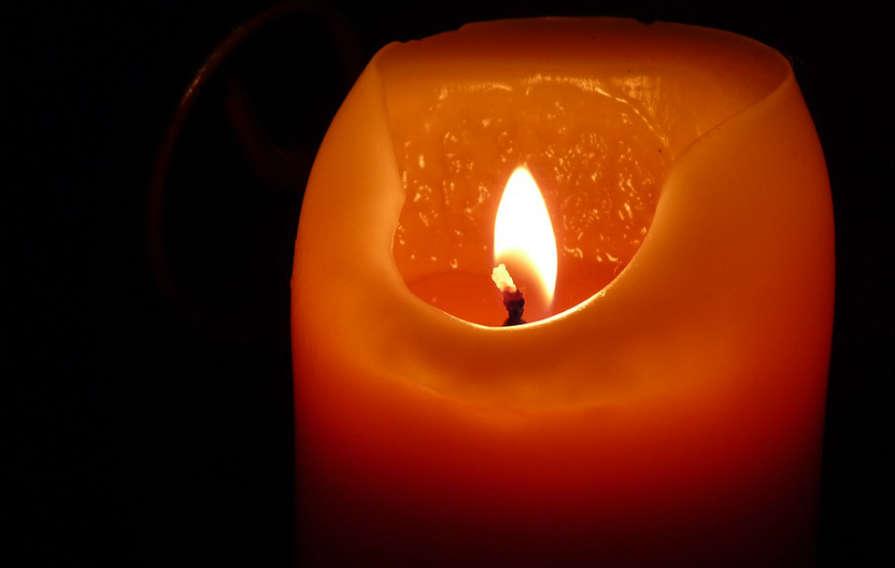 蝋燭と生命力