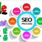 Googleの検索エンジンがサイトを評価する普遍的9つ要素を推測