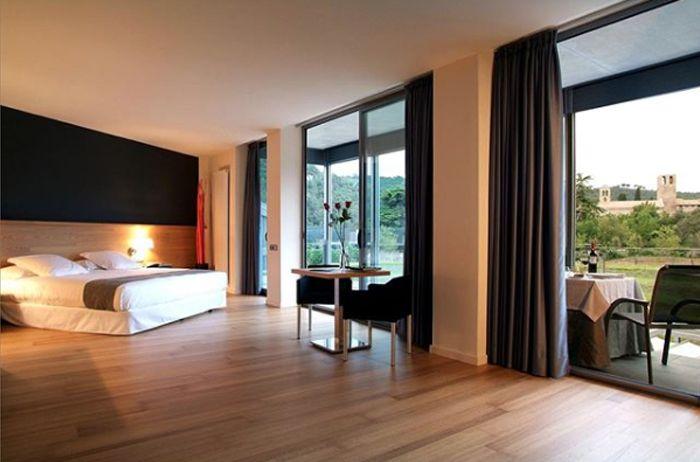 experiencia hotel món sant benet
