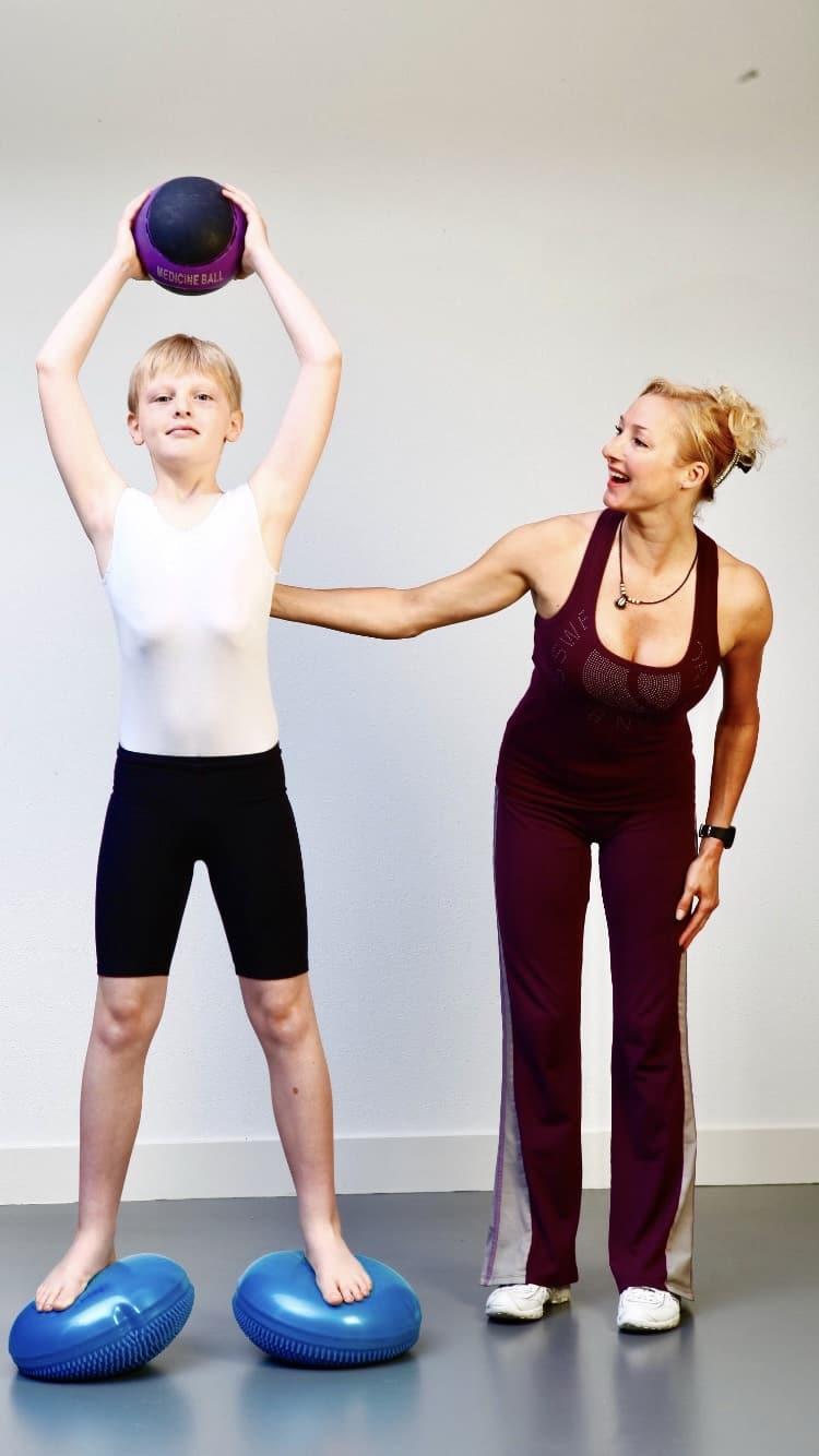 functionele training voor dansers
