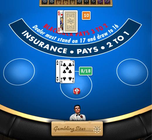 21點 算牌、機率、賠率、補牌、基礎玩法