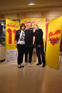 No sé decir adiós Lino Escalera, Nathalie Poza et Juan Diego - Different! 11