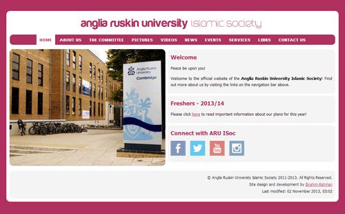 Anglia Ruskin University Islamic Society