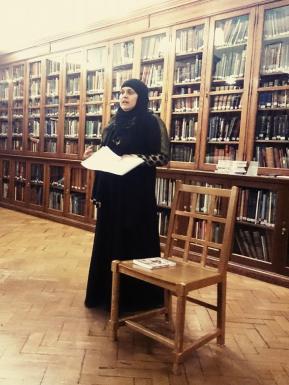 Shahida Rahman talks about the history of Lascars