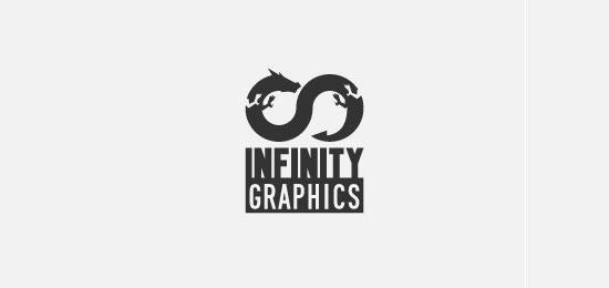 Infinity Graphics Logo by Eduardo Zaldivar