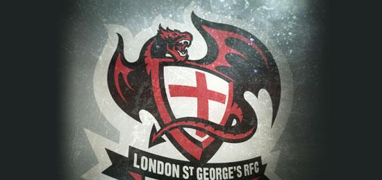 London St George's RFC Dragons by Fraser Davidson