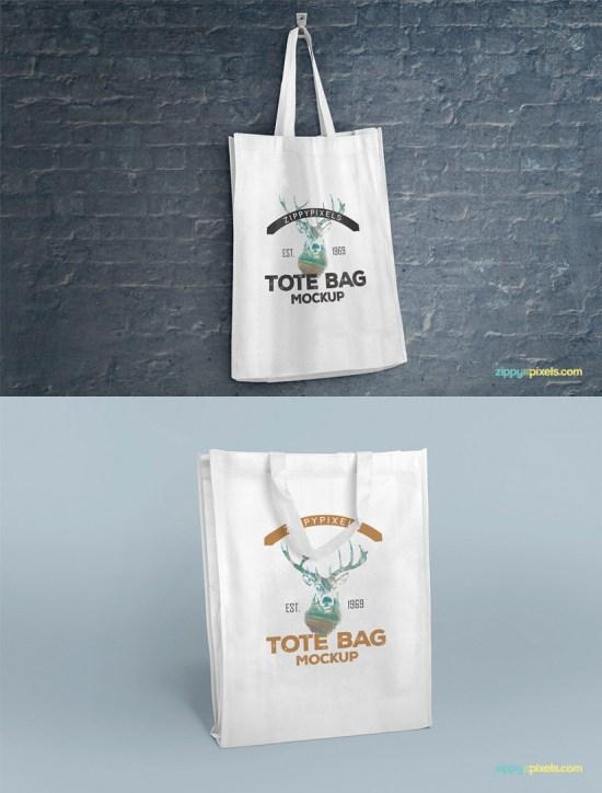 2 BOLSAS GRATIS TOTE BAG VOLUME 1 por ZippyPixels