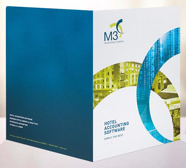 Ejemplos de marketing de impresión - M3 Contabilidad y análisis