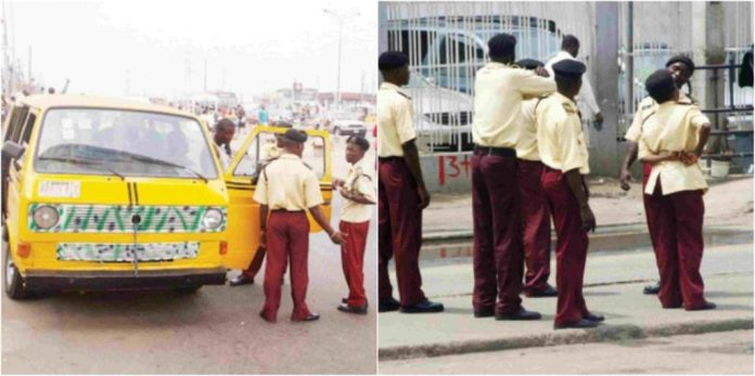 100 vehicles arrested in Lagos over social distancing violation - LASTMA