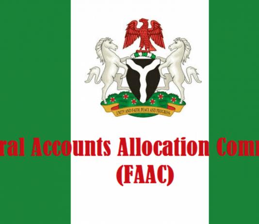 FAAC: FG, States, LGAs, N697bn in August