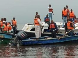 4 dead, 4 missing as boat capsized at Ikorodu, Lagos State